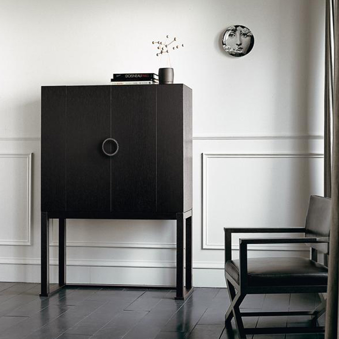 Orlando cabinet by Casamilano, available in Boston at Showroom