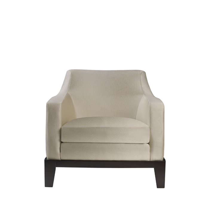 Aziza chair by Promemoria, available in Boston at Showroom