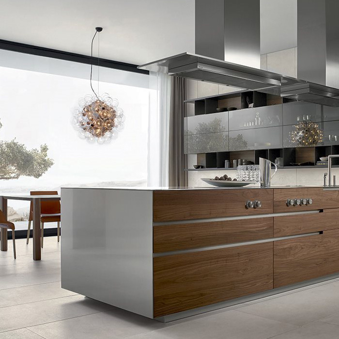 Phoenix Kitchen By Varenna, Available In Boston Exclusively At Showroom