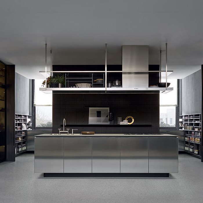 Showroom: High-end Modern Kitchen Design