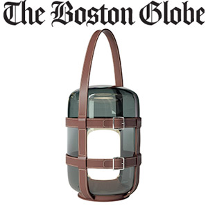 Showroom - Depadova Firefly Lantern Featured in Boston Globe