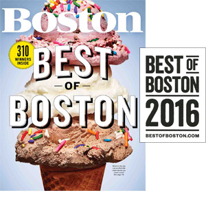 Showroom Best of Boston 2016
